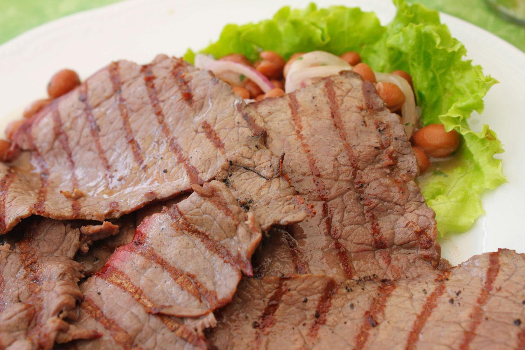 Trentino Salumi - Carne Salada del Trentino e fasoi